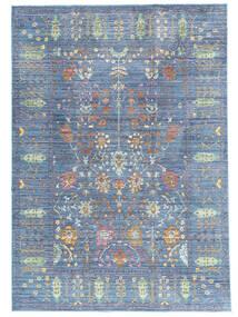 Celeste - Niebieski Dywan 140X200 Nowoczesny Jasnoniebieski/Jasnoszary ( Turcja)