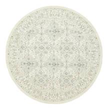 Ziegler Greenville Dywan Ø 250 Orientalny Okrągły Biały/Creme/Jasnoszary Duży ( Turcja)