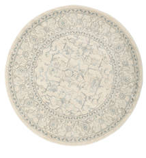 Ziegler Manhattan Dywan Ø 150 Orientalny Okrągły Jasnoszary/Beżowy/Ciemnobeżowy ( Turcja)