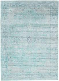 Maharani - Niebieski Dywan 160X230 Nowoczesny Jasnoniebieski/Turkusowy Niebieski ( Turcja)