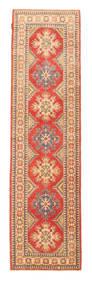 Turkeman Ariana Dywan 84X312 Orientalny Tkany Ręcznie Chodnik Rdzawy/Czerwony/Jasnobrązowy (Wełna, Afganistan)