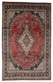 Hamadan Shahrbaf Patina Dywan 208X328 Orientalny Tkany Ręcznie Jasnobrązowy/Czerwony (Wełna, Persja/Iran)