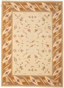 Himalaya Dywan 205X281 Nowoczesny Tkany Ręcznie Beżowy/Jasnobrązowy ( Indie)