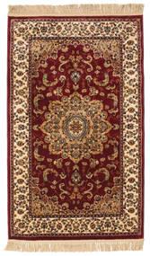Nahal - Rdzawy Dywan 100X160 Nowoczesny Ciemnobrązowy/Ciemnoczerwony ( Turcja)