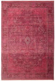 Maharani - Czerwony Dywan 200X300 Nowoczesny Ciemnoczerwony/Rdzawy/Czerwony ( Turcja)