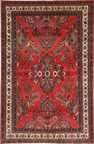 Lillian Patina Dywan 181X282 Orientalny Tkany Ręcznie Ciemnoczerwony/Rdzawy/Czerwony (Wełna, Persja/Iran)