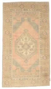 Colored Vintage Dywan 116X206 Nowoczesny Tkany Ręcznie Ciemnobeżowy/Beżowy (Wełna, Turcja)