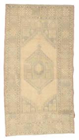 Colored Vintage Dywan 104X195 Nowoczesny Tkany Ręcznie Beżowy/Ciemnobeżowy (Wełna, Turcja)