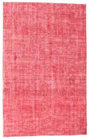 Colored Vintage Dywan 200X314 Nowoczesny Tkany Ręcznie Różowy/Jasnoróżowy (Wełna, Turcja)