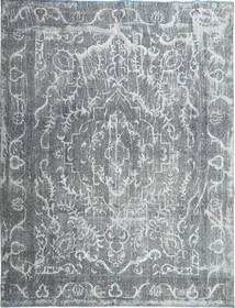 Colored Vintage Dywan 288X378 Nowoczesny Tkany Ręcznie Jasnoszary/Niebieski Duży (Wełna, Persja/Iran)
