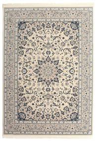 Nain Emilia - Beżowy/Niebieski Dywan 250X350 Orientalny Jasnoszary/Beżowy Duży ( Turcja)