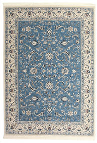 Nain Florentine - Jasnoniebieski Dywan 250X350 Orientalny Jasnoszary/Niebieski/Beżowy Duży ( Turcja)