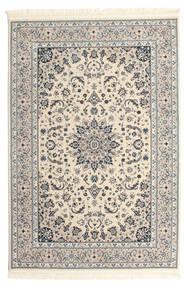 Nain Emilia - Beżowy/Niebieski Dywan 140X200 Orientalny Jasnoszary/Beżowy ( Turcja)