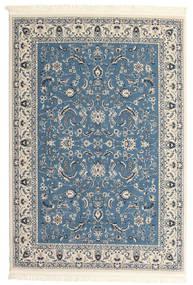 Nain Florentine - Jasnoniebieski Dywan 140X200 Orientalny Jasnoszary/Beżowy/Ciemnoniebieski ( Turcja)