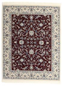 Nain Florentine - Ciemny Czerwony Dywan 200X250 Orientalny Jasnoszary/Ciemnoczerwony ( Turcja)