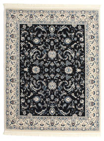 Nain Florentine - Ciemnoniebieski Dywan 200X250 Orientalny Jasnoszary/Ciemnoszary ( Turcja)