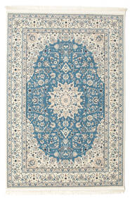 Nain Emilia - Jasnoniebieski Dywan 120X180 Orientalny Jasnoszary/Beżowy ( Turcja)