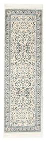 Nain Florentine - Cream Dywan 80X250 Orientalny Chodnik Jasnoszary/Beżowy ( Turcja)