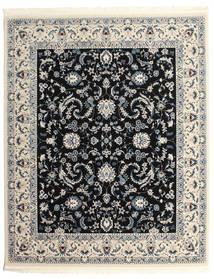Nain Florentine - Ciemnoniebieski Dywan 250X300 Orientalny Jasnoszary/Czarny Duży ( Turcja)