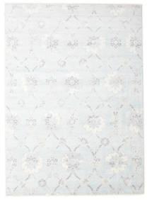 Himalaya Dywan 240X308 Nowoczesny Tkany Ręcznie Biały/Creme/Jasnoszary ( Indie)