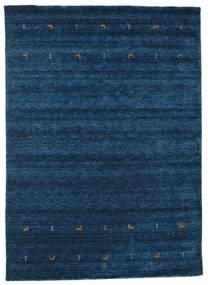 Gabbeh Loom Two Lines - Ciemnoniebieski Dywan 240X340 Nowoczesny Ciemnoniebieski (Wełna, Indie)