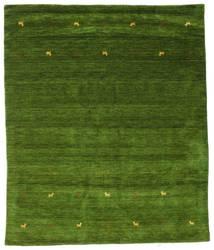 Gabbeh Loom Two Lines - Zielony Dywan 240X290 Nowoczesny Ciemnozielony/Zielony/Oliwkowy (Wełna, Indie)