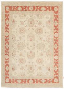Ziegler Dywan 153X208 Orientalny Tkany Ręcznie Beżowy (Wełna, Pakistan)