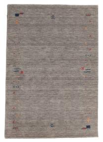 Gabbeh Loom Frame - Szary Dywan 140X200 Nowoczesny Jasnoszary/Ciemnoszary (Wełna, Indie)