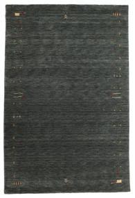 Gabbeh Loom Frame - Ciemnoszary/Zielony Dywan 190X290 Nowoczesny Ciemnozielony (Wełna, Indie)
