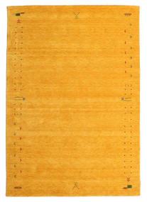 Gabbeh Loom Frame - Żółty Dywan 190X290 Nowoczesny Żółty/Pomarańczowy (Wełna, Indie)