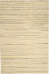Kilim Nowoczesne Dywan 173X270 Nowoczesny Tkany Ręcznie Beżowy/Ciemnobeżowy (Wełna, Persja/Iran)