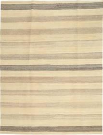 Kilim Nowoczesne Dywan 174X236 Nowoczesny Tkany Ręcznie Beżowy/Ciemnobeżowy (Wełna, Persja/Iran)