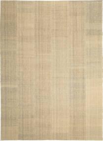 Kilim Nowoczesne Dywan 248X346 Nowoczesny Tkany Ręcznie Beżowy/Ciemnobeżowy (Wełna, Persja/Iran)
