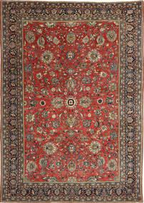 Saruk Patina Dywan 236X347 Orientalny Tkany Ręcznie Ciemnoczerwony/Ciemnoszary (Wełna, Persja/Iran)