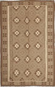 Kilim Maimane Dywan 154X251 Orientalny Tkany Ręcznie Brązowy/Jasnobrązowy (Wełna, Afganistan)