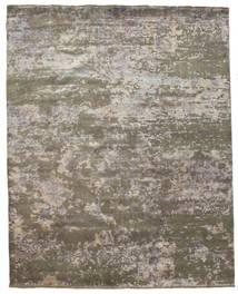 Damask Dywan 242X304 Nowoczesny Tkany Ręcznie Jasnoszary/Ciemnoszary ( Indie)