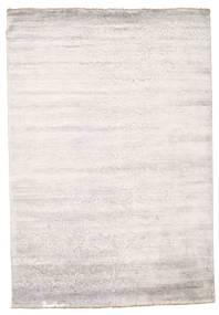 Damask Dywan 171X250 Nowoczesny Tkany Ręcznie Biały/Creme/Beżowy/Jasnoszary ( Indie)