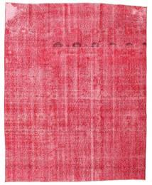 Colored Vintage Dywan 190X235 Nowoczesny Tkany Ręcznie Różowy/Rdzawy/Czerwony (Wełna, Turcja)