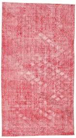 Colored Vintage Dywan 152X278 Nowoczesny Tkany Ręcznie Różowy/Jasnoróżowy (Wełna, Turcja)