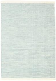 Seaby - Niebieski Dywan 140X200 Nowoczesny Tkany Ręcznie Turkusowy Niebieski/Biały/Creme (Wełna, Indie)