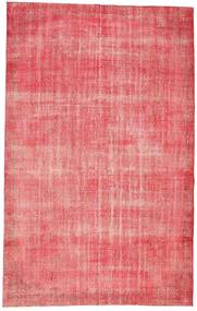 Colored Vintage Dywan 187X298 Nowoczesny Tkany Ręcznie Jasnoróżowy/Różowy (Wełna, Turcja)
