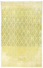 Colored Vintage Dywan 178X285 Nowoczesny Tkany Ręcznie Żółty/Beżowy (Wełna, Turcja)