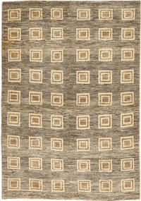 Lori Baft (Persja) Dywan 110X156 Nowoczesny Tkany Ręcznie Jasnoszary/Jasnobrązowy (Wełna, Persja/Iran)