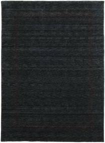 Handloom Gabba - Czarny/Szary Dywan 210X290 Nowoczesny Czarny (Wełna, Indie)