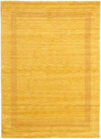 Handloom Gabba - Złoty Dywan 210X290 Nowoczesny Żółty/Pomarańczowy (Wełna, Indie)