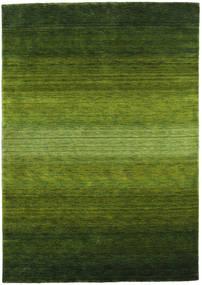 Gabbeh Rainbow - Zielony Dywan 160X230 Nowoczesny Ciemnozielony/Zielony/Oliwkowy (Wełna, Indie)