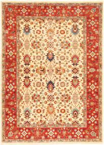 Ziegler Dywan 174X240 Orientalny Tkany Ręcznie Beżowy/Czerwony (Wełna, Pakistan)