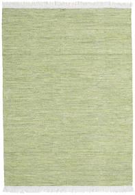 Diamond Wełna - Zielony Dywan 140X200 Nowoczesny Tkany Ręcznie Jasnozielony (Wełna, Indie)