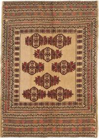 Kilim Golbarjasta Dywan 126X183 Orientalny Tkany Ręcznie Brązowy/Jasnobrązowy/Ciemnobeżowy (Wełna, Afganistan)