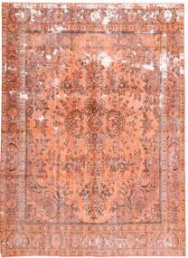 Colored Vintage Dywan 235X330 Nowoczesny Tkany Ręcznie Jasnoróżowy/Ciemnobeżowy (Wełna, Persja/Iran)